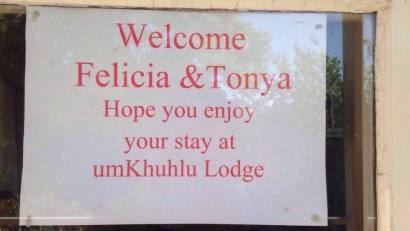 welcome-sign-at-durban-accom-jan-2017